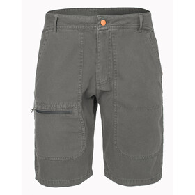 Varg Båstad Canvas Shortsit Naiset, grey
